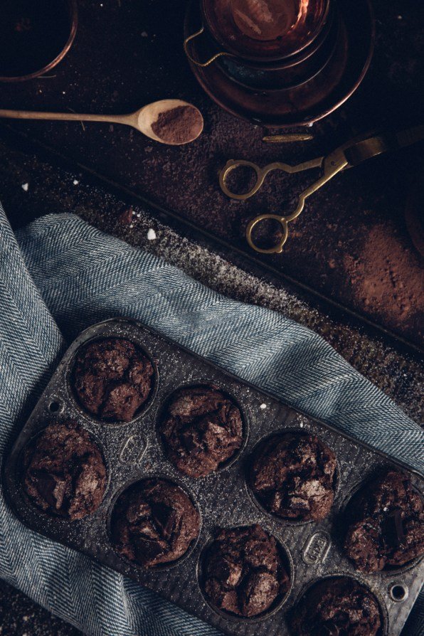 Chocolate Espresso muffins | Photography & Styling by Christiannkoepke.com-15