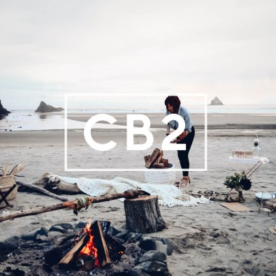 CB2 / Crate & Barrel – One Dreamy Beach Dinner | August 2016