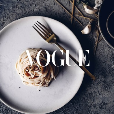 VOGUE – #FoodComa: There is no love greater than the love of popcorn | June 2016