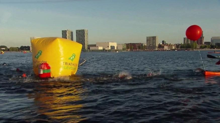 Challenge Almere-Amsterdam Schwimmen