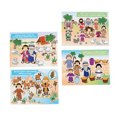 Christian Joseph stickers scenes