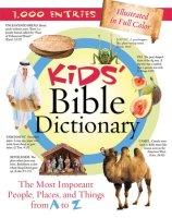 Bible Dictionary kids e-book