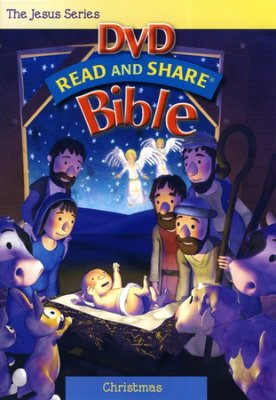 Christian Christmas nativity read share movie