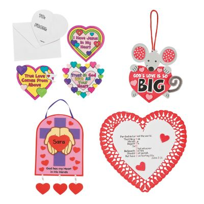 60 Sunday school Valentines Day crafts