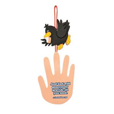 OT Elijah raven craft