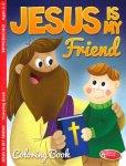 Jesus Coloring book kids