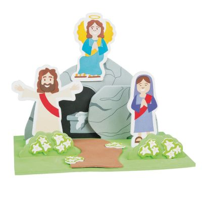 Christ is Risen from tomb crafts