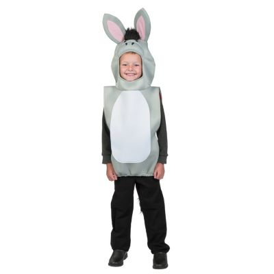 Easy Child donkey costume