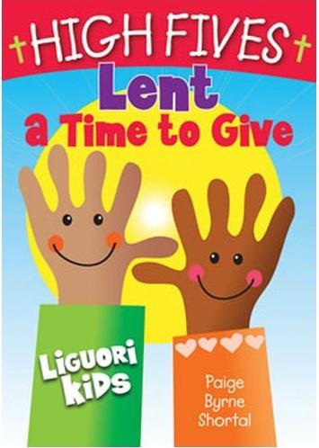 Easter Lent pamphlet kids