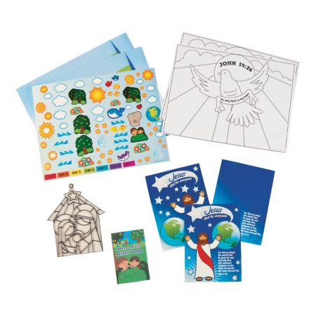 120 Vacation Bible school crafts and activities