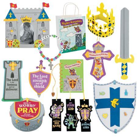 VBS Mighty Kingdom craft kit