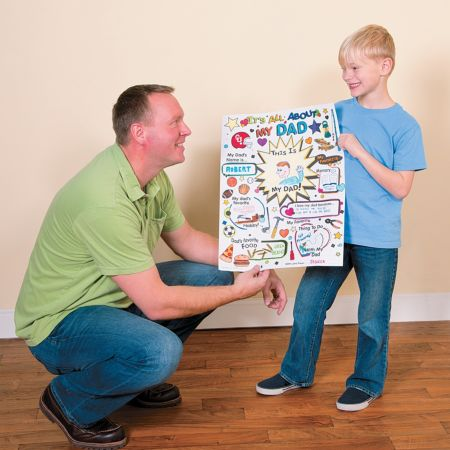 30 Best Dad coloring poster crafts