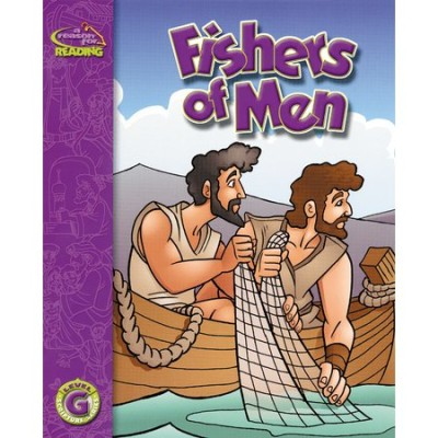 Fishers of Men childrens book