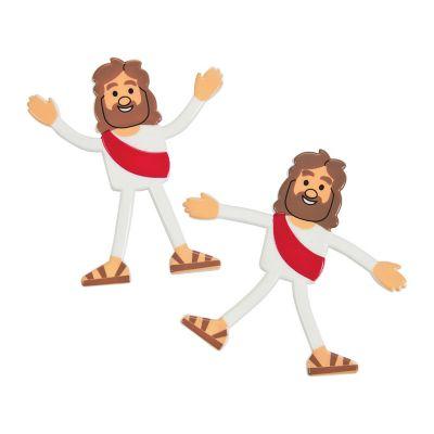 Vinyl Jesus Christ toy figures