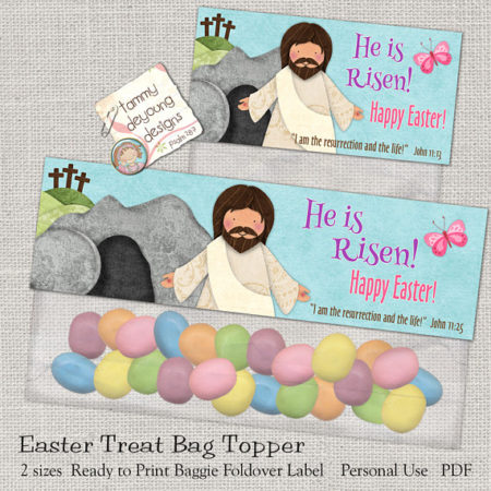 Christian easter party ideas christian party favors christian easter party ideas negle Image collections