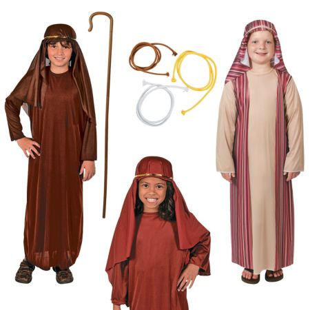 Religious program Shepherd accessories costumes kids