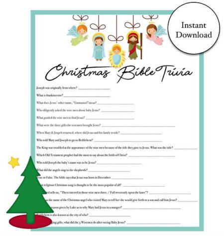 Religious Family Christmas Party Ideas