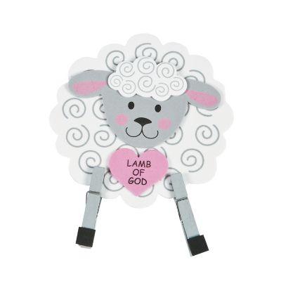 Gods lamb Bible craft kit