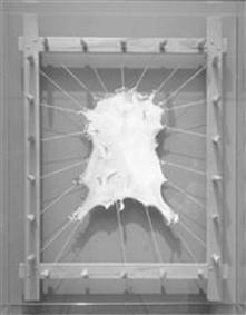 Skin of a stillborn goat on a stretcher (modern) – The J. Paul Getty Museum