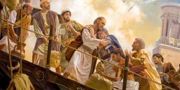 Christian Elders and Paul