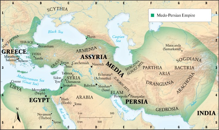 Medo-Persian Empire