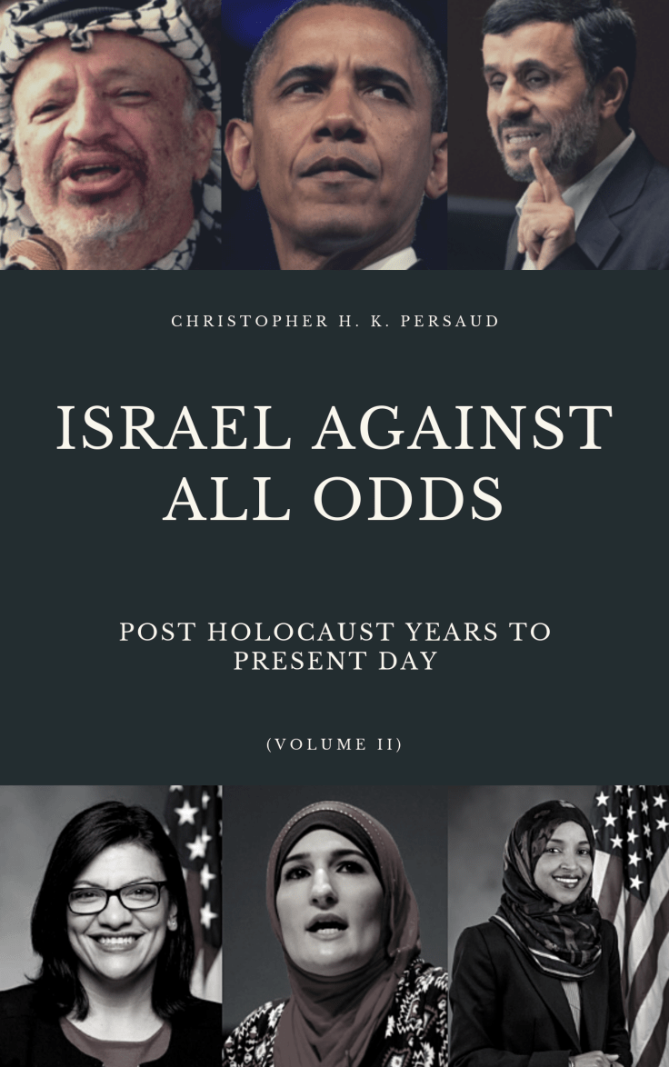 ISRAEL AGAINST ALL ODDS - Vol. II