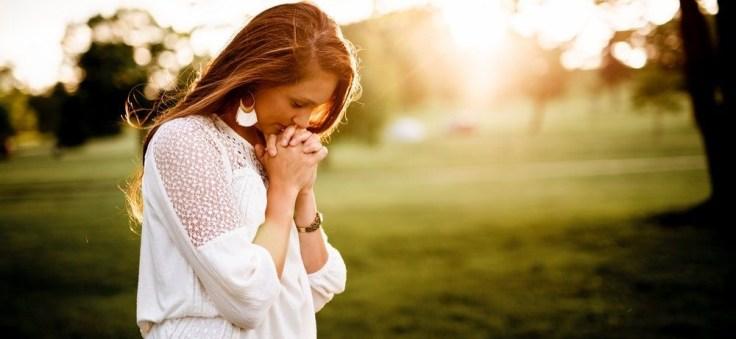 Woman praying_Pray_Prayers