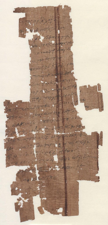 PAPYRUS 3 Verso