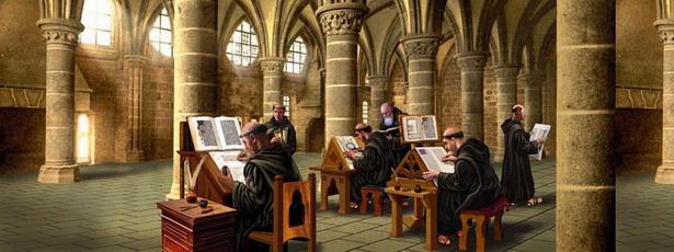 Scribe-scriptorium