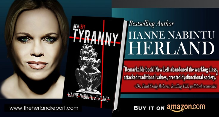 2020 350KB SMALL FEATURE 2 New Left Tyranny Banner Blue