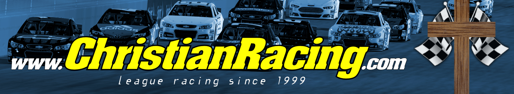 Christian Racing Logo