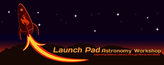 Launch Pad Astronomy Workshop