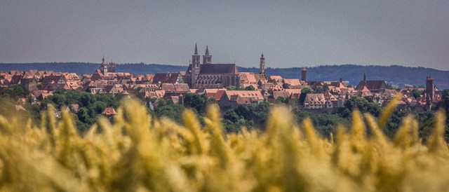 Rothenburg ob der Tauber (Panorama)