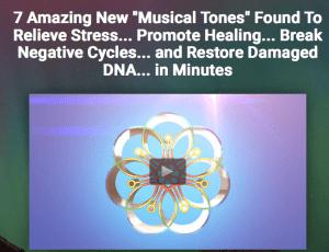 Musical tones