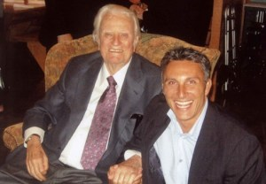 Billy Graham and Tullian Tchividjian