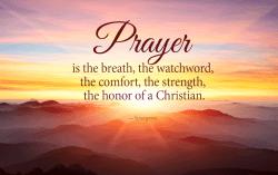 Prayer - Charles Spurgeon