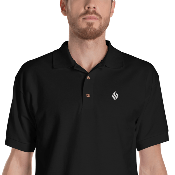 GCF Embroidered Polo Shirt