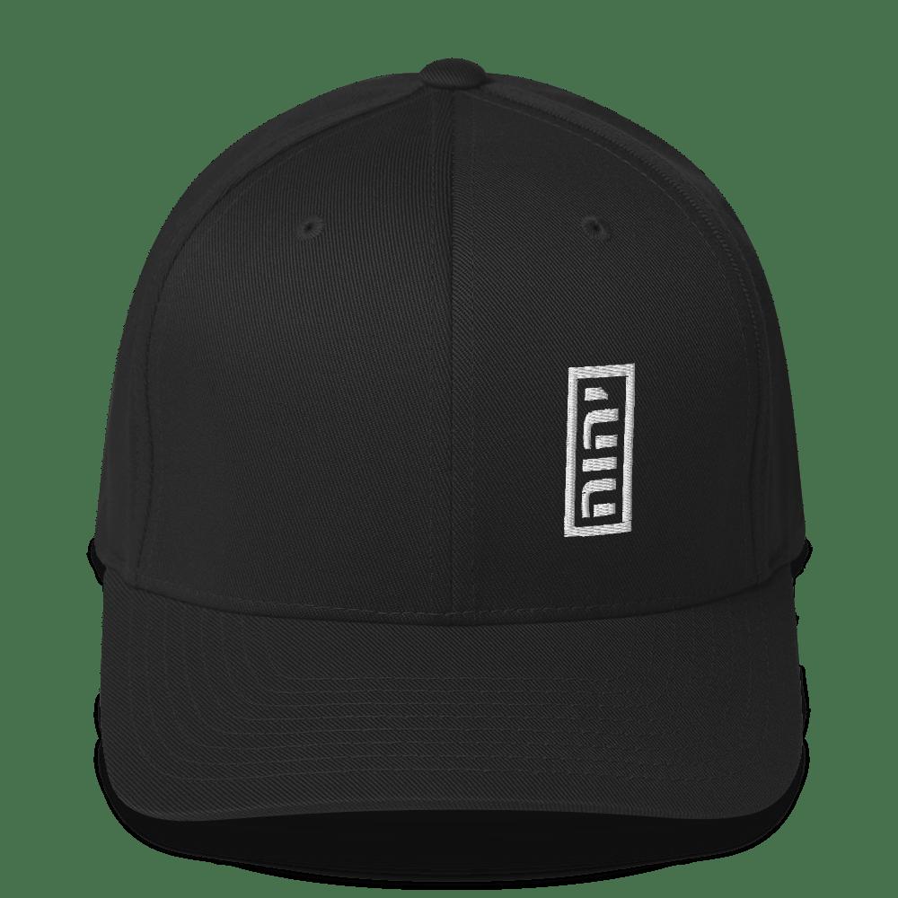 YHVH Vertical Structured Twill Cap