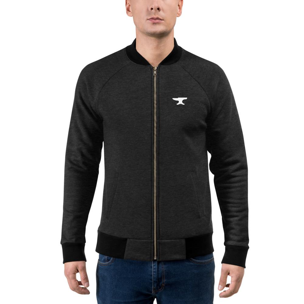Classic Blacksmith Shoppe Bomber Jacket