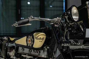 4-Zylinder Motorrad Windhoff