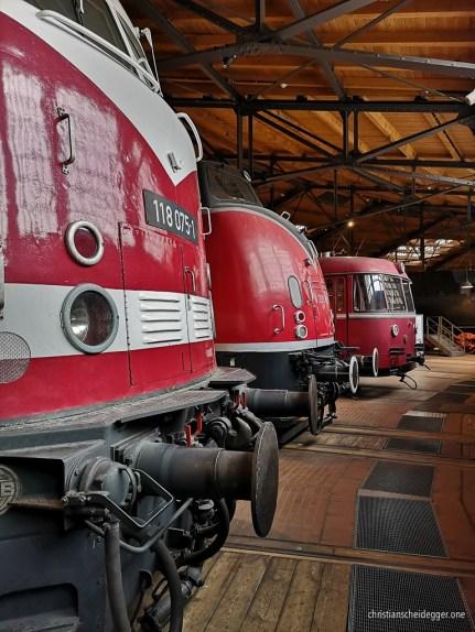 Lokomotiven der DB aus den 50er Jahren
