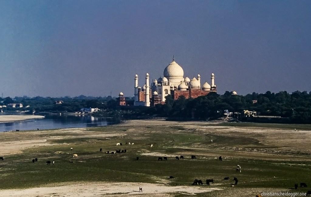 Taj Mahal revisited