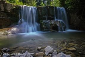 Wasserfall Long Exposure