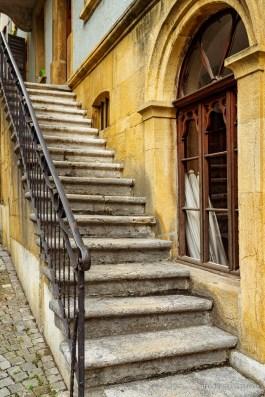 Treppe in Bieler Altstadt