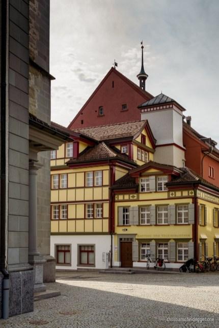 Hauptort Appenzell