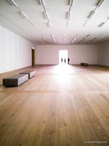Grosser Ausstellungsraum