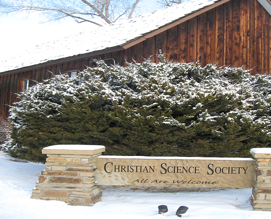 CSSociety Montrose - Corner sign adj