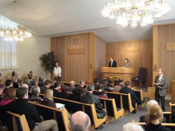 Photo-Church Service