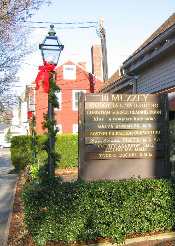 10 Muzzy