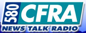 580 CFRA with Sentinel Radio